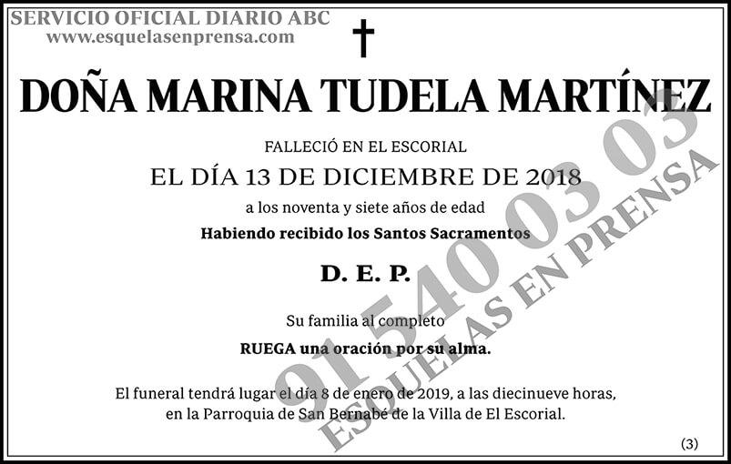 Marina Tudela Martínez